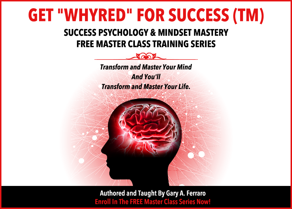 whyred for success